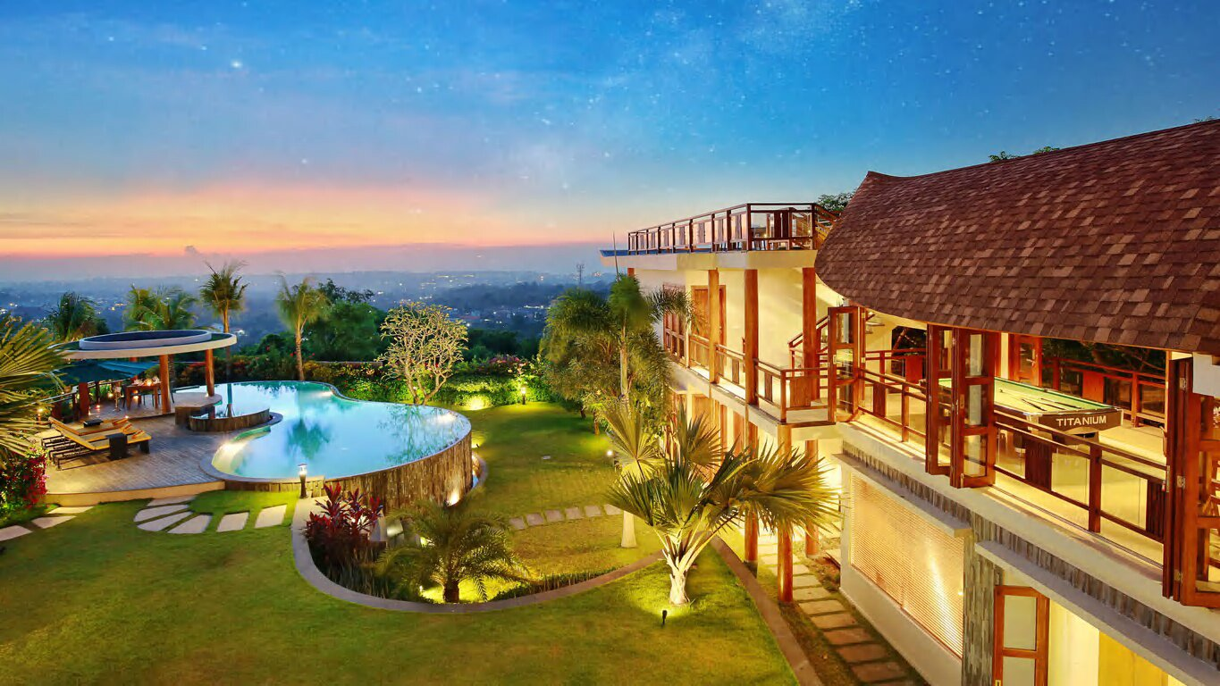 casa bonita villa 5 bedroom luxury villa wedding jimbaran